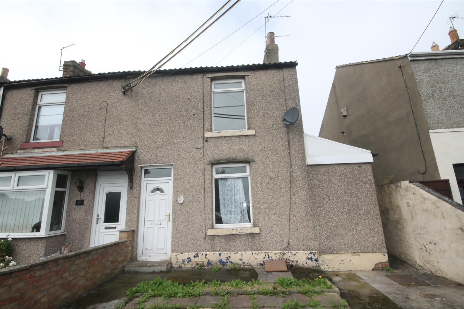 2 Bedrooms Terraced House for sale in Park Road, Witton Park, Bishop Auckland